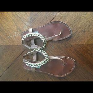 Sandals - Steve Madden Brand - Size 8.5